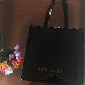 Ted Baker Bags - Ted Baker Tote patent leather